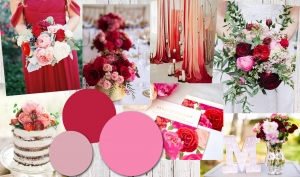 Colour Inspiration: Pink and Red
