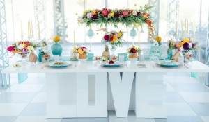 Wedding Trend Watch: Tropical
