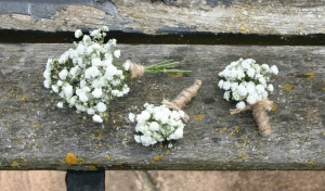 Buttonhole Inspiration
